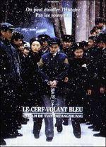 Affiche Le Cerf-volant bleu