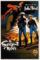 Affiche Le Sergent noir