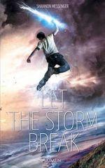 Couverture Let the storm break