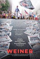 Affiche Sexe, Mensonges et Élections : L'Affaire Anthony Weiner