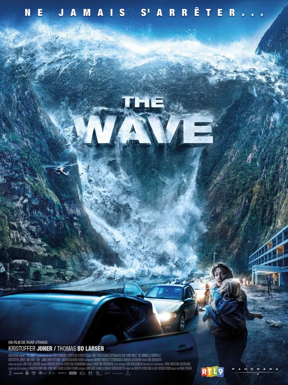 Avis sur le film The Wave (2015) - Tsunami norvégien par