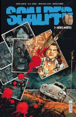 Couverture Mères mortes - Scalped, tome 3