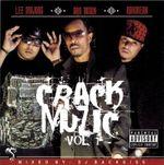 Pochette Crack Muzic Vol 1
