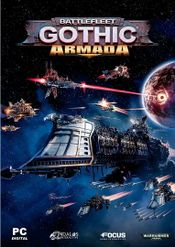 Jaquette Battlefleet Gothic : Armada