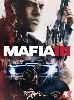 Jaquette Mafia III