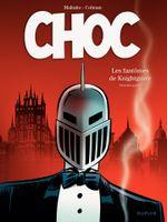 Couverture Les Fantômes de Knightgrave : Première Partie - Choc, tome 1