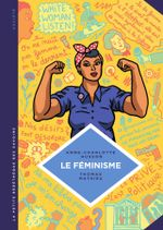 Couverture Le Féminisme - La Petite Bédéthèque des savoirs, tome 11
