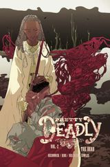 Couverture The Bear - Pretty Deadly, tome 2
