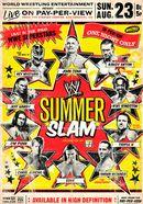 Affiche SummerSlam 2009