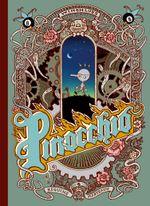 Couverture Pinocchio
