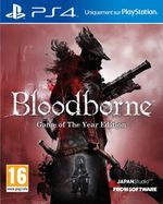 Jaquette Bloodborne : Game of the Year Edition