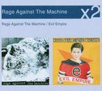 Pochette ×2: Rage Against the Machine / Evil Empire
