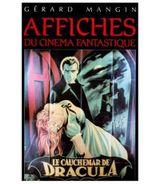 Couverture Affiches du cinéma fantastique