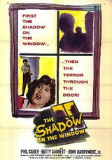 Affiche The Shadow on the Window