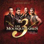 Pochette Les 3 mousquetaires (OST)