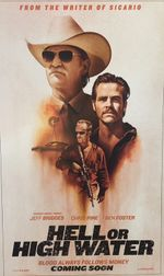 Affiche Hell or High Water