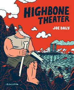 Couverture Highbone Theater