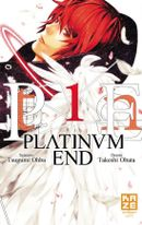 Couverture Platinum End, tome 1