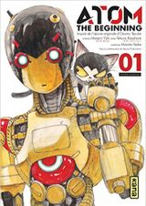 Couverture Atom The Beginning, tome 1