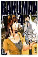 Couverture Bakuman, tome 4