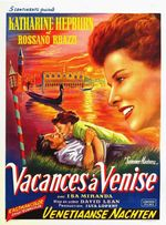 Affiche Vacances à Venise