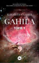 Couverture Gahila, tome deux