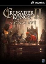 Jaquette Crusader Kings II: Conclave