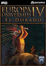 Jaquette Europa Universalis IV: El Dorado