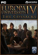 Jaquette Europa Universalis IV: The Cossacks
