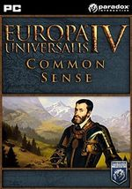 Jaquette Europa Universalis IV: Common Sense