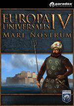 Jaquette Europa Universalis IV: Mare Nostrum