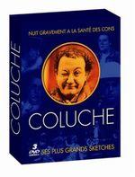 Affiche Coluche :Ses plus grands sketchs