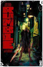 Couverture La Couleur des ténèbres - Rumble, tome 1