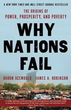Couverture Why Nations Fail