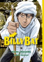 Couverture Billy Bat, tome 18