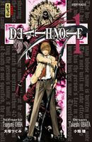 Couverture Death Note