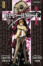 Couverture Death Note