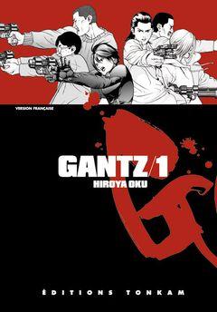 Couverture Gantz