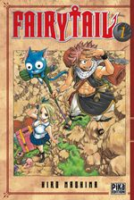 Couverture Fairy Tail