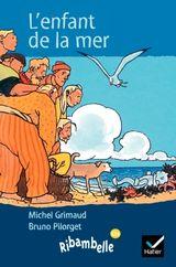 Couverture L'enfant de la mer