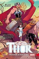 Couverture Thunder in Her Veins - The Mighty Thor (2015), tome 1