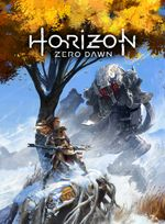 Jaquette Horizon: Zero Dawn