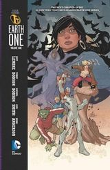 Couverture Teen Titans - Earth One - Vol.1
