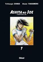 Couverture Ashita no Joe, tome 7