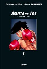 Couverture Ashita no Joe