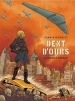Couverture Amerika Bomber - Dent d'ours, tome 4