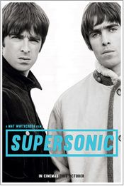 Affiche Supersonic