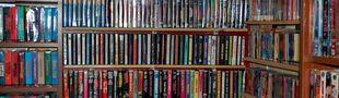 Cover Souvenirs de vidéo-club: Jaquettes marquantes