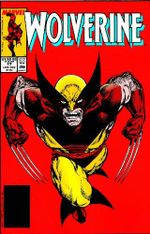 Couverture Wolverine Classic, Volume 4