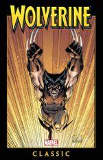 Couverture Wolverine Classic, Volume 5